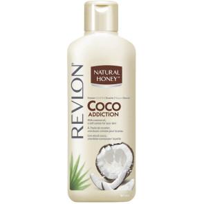 Natural Honey Coco Shower Gel 650ML