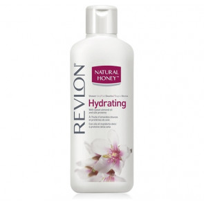 Natural Honey Hydrating Shower Gel 650ML