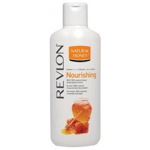 Natural Honey Nourishing Shower Gel 650ML