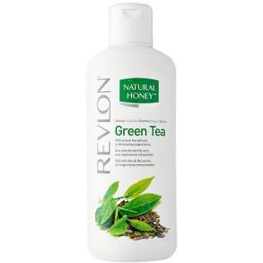 Natural Honey Green Tea Shower Gel 650ML