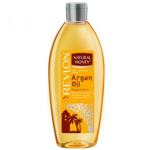 Natural Honey Oil & Go Elisir di Argan 300ML