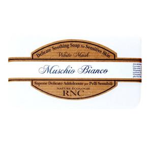RNC Muschio Bianco Fito Sapone Delicato Addolcente 150GR