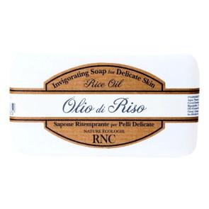 RNC Olio di Riso Sapone Ritemprante 150GR