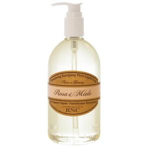 RNC Rosa & Miele Fito-Sapone Liquido Vitaminizzante Energizzante 500ML