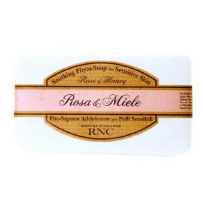 RNC Rosa & Miele Fito-Sapone Addolcente 150GR