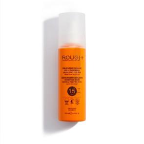 Rougj Emulsione Solare Pelli Sensibili Viso/Corpo SPF15 200ML