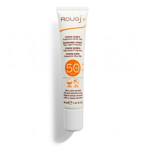 Rougj Crema Solare Viso e Zone Sensibili SPF50+ 40ML