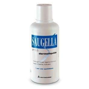 Saugella Dermoliquido Detergente Intimo pH 3.5 500ML