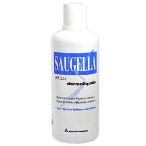 Saugella Dermoliquido Detergente Intimo pH 3.5 750ML