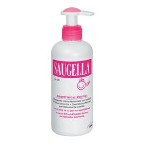 Saugella Girl Detergente Intimo Protettivo e Lenitivo pH 4.5 200ML