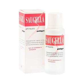 Saugella Poligyn Detergente Intimo pH Neutro 250ML