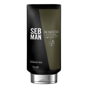 Sebastian Seb Man The Protector Gel per la Rasatura per Tutti i Tipi di Barba 150ML