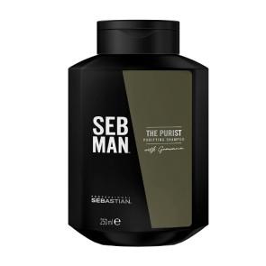 Sebastian Seb Man The Purist Shampoo Antiforfora Purificante 250ML