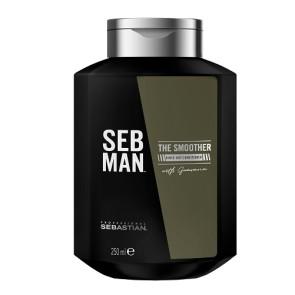 Sebastian Seb Man The Smoother Balsamo Disciplinante 250ML