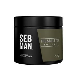 Sebastian Seb Man The Sculptor Crema Styling Effetto Matte 75ML