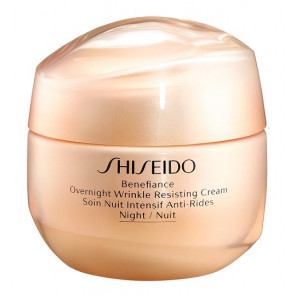 Shiseido Benefiance Overnight Wrinkle Resisting Cream 50ML