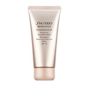 Shiseido Benefiance WrinkleResist24 Protective Hand Revitalizer SPF 15 75ML