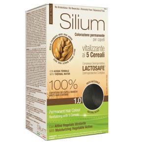 Silium Colorazione Permanente ai 5 Cereali 1.0 Nero Naturale