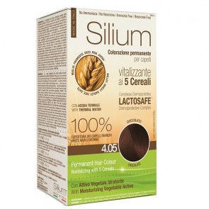 Silium Colorazione Permanente ai 5 Cereali 4.05 Cioccolato