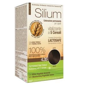 Silium Colorazione Permanente ai 5 Cereali 4.35 Caffè