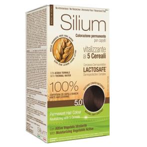 Silium Colorazione Permanente ai 5 Cereali 5.0 Castano Chiaro Naturale
