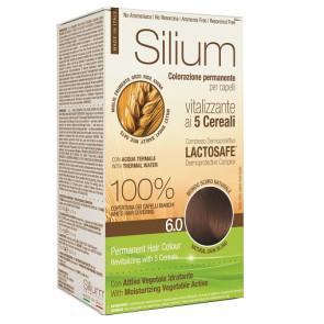 Silium Colorazione Permanente ai 5 Cereali 6.0 Biondo Scuro Naturale