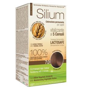 Silium Colorazione Permanente ai 5 Cereali 7.0 Biondo Naturale