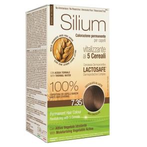 Silium Colorazione Permanente ai 5 Cereali 7.35 Cioccolato al Latte