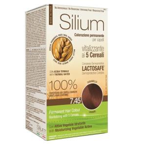 Silium Colorazione Permanente ai 5 Cereali 7.45 Caramello