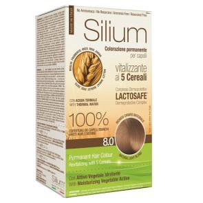 Silium Colorazione Permanente ai 5 Cereali 8.0 Biondo Chiaro Naturale