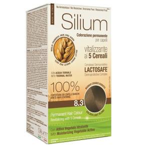 Silium Colorazione Permanente ai 5 Cereali 8.3 Biondo Chiaro Dorato