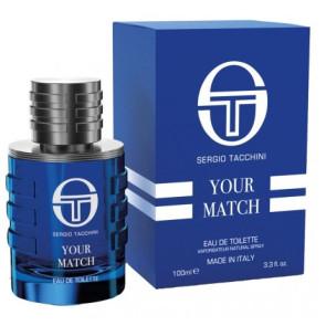 Sergio Tacchini Your Match 100ML