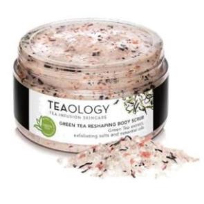 Teaology Green Tea Reshaping Body Scrub 450GR
