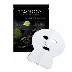 Teaology Green Tea Miracle Face And Neck Mask 30ML