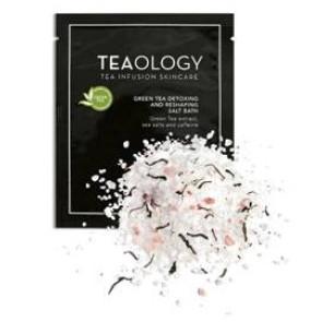 Teaology Green Tea Detoxing and Reshaping Salt Bath 50GR