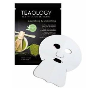 Teaology Matcha Tea Miracle Face And Neck Mask 30ML