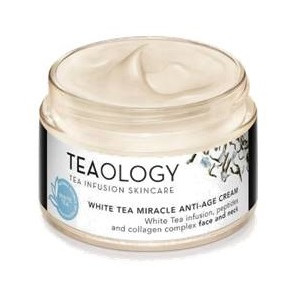 Teaology White Tea Miracle Anti-Aging Cream 50ML
