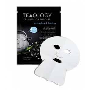 Teaology White Tea Miracle Face And Neck Mask 30ML