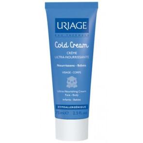 Uriage Cold Cream Creme Ultra-Nourrissante 75ML