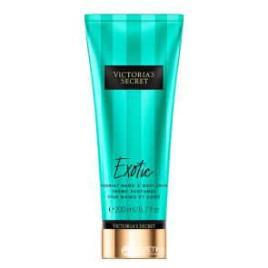 Victoria's Secret Exotic Fragrant Hand and Body Cream 200ML