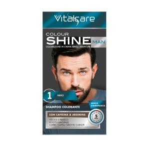 Vitalcare Colour Shine Man 1 Nero