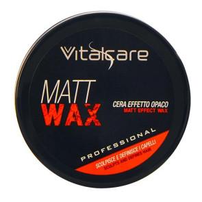 Vitalcare Professional Matt Wax Cera Effetto Opaco 100ML