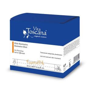 Vita Toscana Essential Oils Elisir Restitutivo 10X7ML
