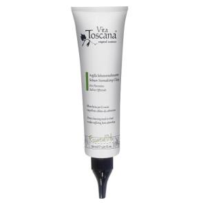 Vita Toscana Essential Oils Argilla Sebonormalizzante Maschera 150ML