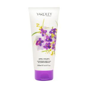 Yardley April Violets Bagnoschiuma 200ML
