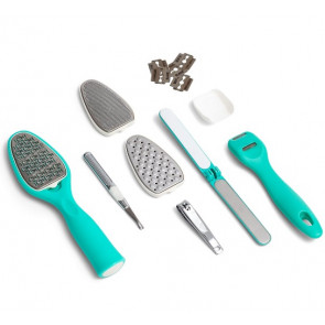 Zoe Ayla Pedicure Set 8PZ