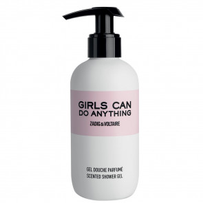 Zadig & Voltaire Girls Can Do Anything Scented Shower Gel 200ML