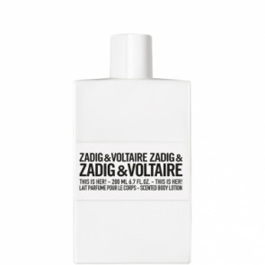 Zadig & Voltaire This Is Her! Scented Body Lotion 200ML
