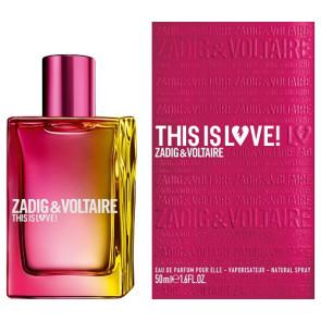 Zadig & Voltaire This Is Love! Pour Elle 50ML