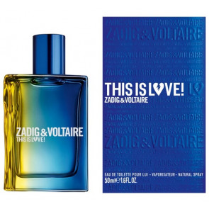 Zadig & Voltaire This Is Love! Pour Lui 50ML